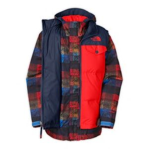 Boys North Face TriClimate Jacket